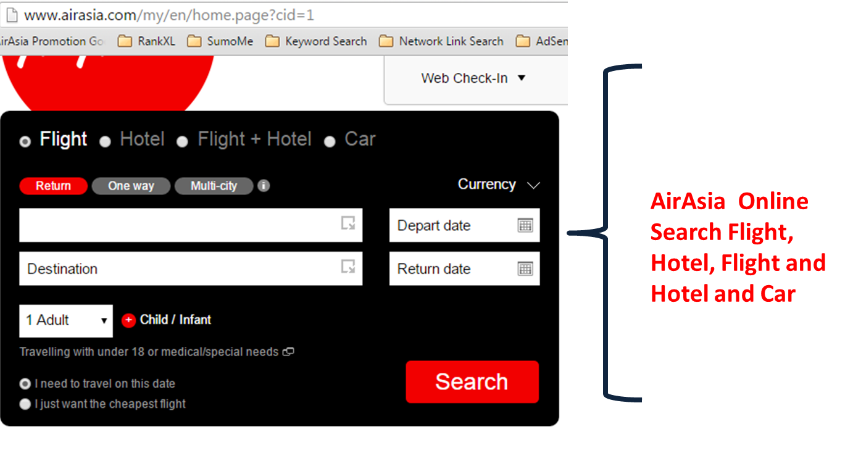 5 Crucial Steps Airasia Booking