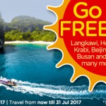 AirAsia Online Promotions March 2017 From Kuala Lumpur to Langkawi