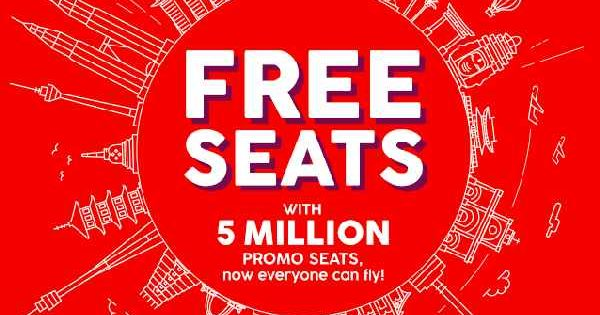 Image result for air asia free seats 2018