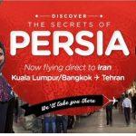 AIRASIA FLIGHTS TO IRAN 2017 PROMOTION - AirAsia to Iran