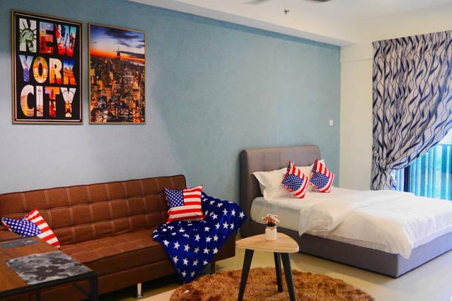 Airbnb NY Studio Apmt