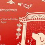AIRASIA FLIGHT TO GOA - AirAsia Pawsperous 2018 Promo