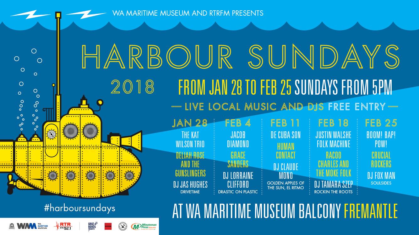 HarbourSundays