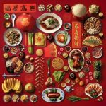 AIRASIA TAIWAN FLIGHT - chinese new year food traditions
