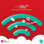 AIRASIA PROMOTION 20% OFF ALL SEATS, ALL FLIGHTS! - AirAsia Big Free Internet Access