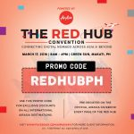 AIRASIA FREE SEATS MARCH 2018 PROMOTION - THE RED HUB EVENT CODE