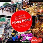 AIRASIA CHEAP FLIGHTS TO HONG KONG 2018 - Hong Kong
