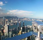 Cheap Flight To Hong Kong June 2018-victoria peak