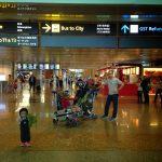 AIRASIA BALIK RAYA FLIGHTS 2018 - Changi Airport
