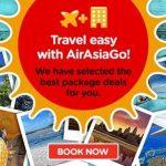 PENANG TO PHUKET FLIGHT - AirAsiaGo Travel Package