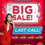 AirAsia BIG Sale 2019 Last Call